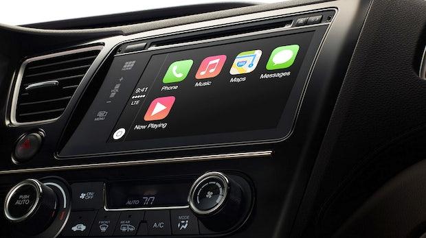 Apple startet CarPlay: Siri wird zum Kopiloten