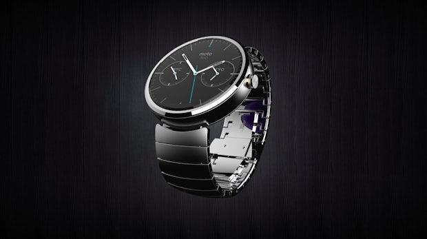 Android Wear: Google präsentiert schicke Smartwatches mit neuem Betriebssystem