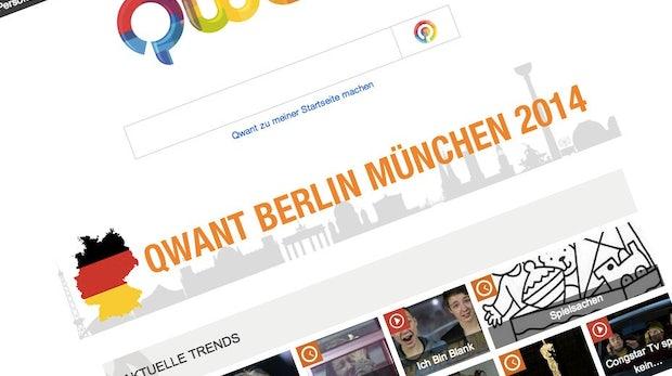 Französische Google-Alternative Qwant startet in Deutschland