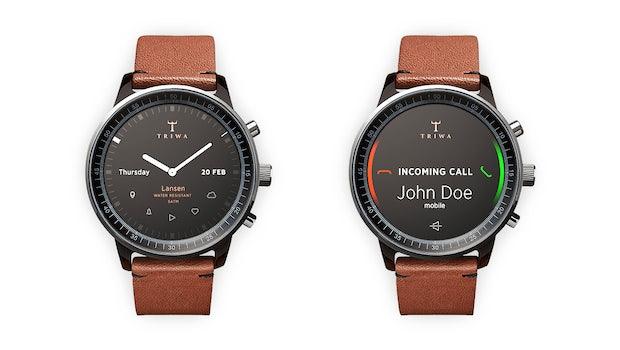 Ein schlichtes und zeitloses Smartwatch-Konzept. (Bild: Gabór Balogh)