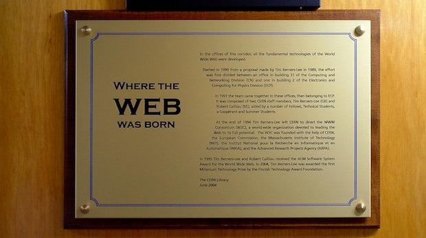 25 Jahre WWW: Als das Web noch Neuland war
