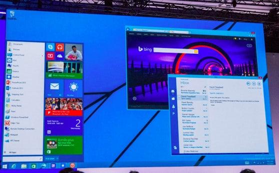 Windows 8.1 Update: Microsoft rudert zurück und führt das Startmenü bald wieder ein