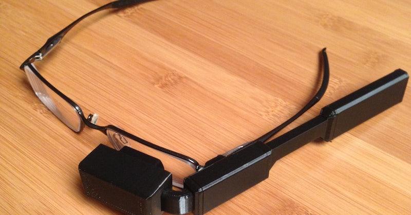 raspberry pi wir bauen uns eine google glass alternative. Black Bedroom Furniture Sets. Home Design Ideas