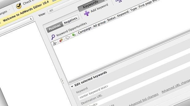 Flexible Gebotsstrategien und Interaktionsanzeigen: Das ist neu bei Googles AdWords Editor 10.4