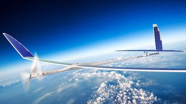Großkonzerne auf Shoppingtour: Google schnappt sich den Drohnen-Hersteller Titan Aerospace