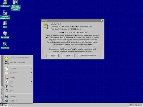 Norton, Winzip, ICQ und Co.: Was aus den IT-Pionieren der 90er wurde