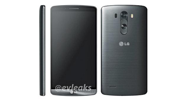 LG G3: Das zukünftige Super-Smartphone von dem wir schon alles wissen