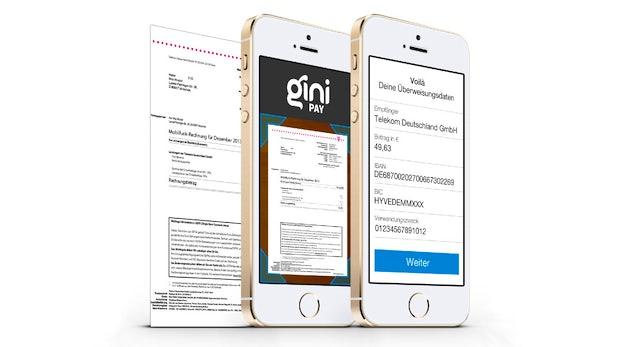 Gini Pay im Test: Die App, die deine Rechnungen bezahlt