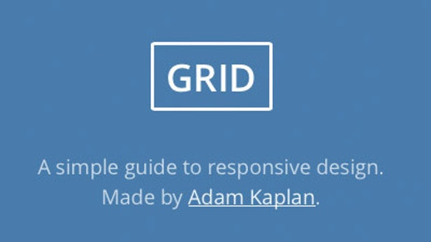 Grid – Eine einfache Einführung in Responsive Webdesign