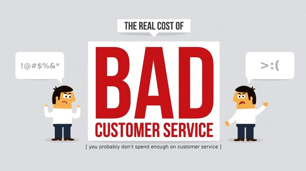 Wieso es euch zu viel Geld kostet, keinen herausragenden Service zu bieten