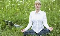 Laptop-Yoga: Einfache Tricks für mehr Entspannung im Büro [#rp14]