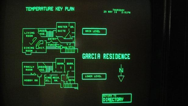 Nerd-Galerie: So sah ein Smart-Home-System im Jahr 1990 aus