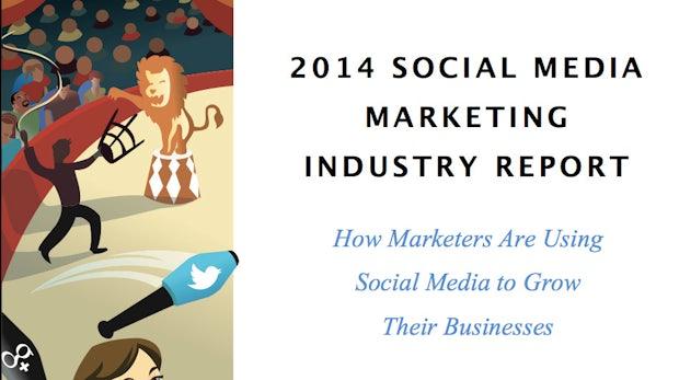 Traffic, Leads und treue Fans: So effektiv ist Social-Media-Marketing 2014 [Report]