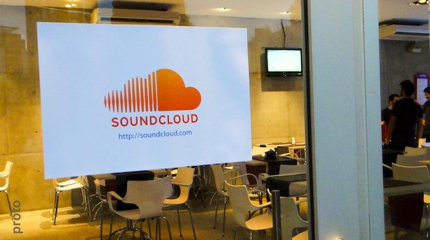 SoundCloud meldet fast 40 Millionen Euro Verlust in 2014