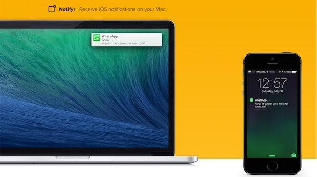 WhatsApp-Nachrichten auf dem Mac: Notifyr derzeit kostenlos im App-Store [Update]