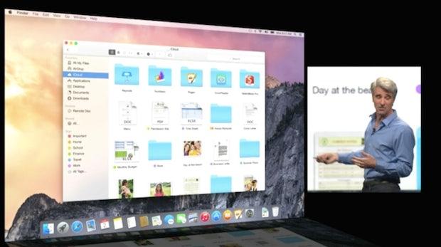 Apple Yosemite als Perle des UI-Designs? Nie und nimmer!