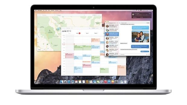 OS X Yosemite 10.10.2: Apple behebt WLAN-Probleme und bringt neue Backup-Funktion für iCloud Drive
