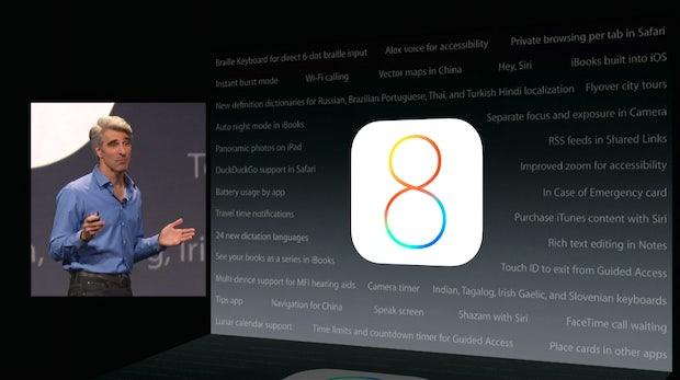 Hier sind 12 spannende Funktionen von iOS 8, über die Apple noch nicht gesprochen hat [WWDC 2014]