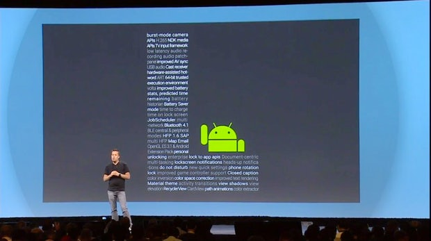 Android L: 64-bit-Support, Business-Features und ein neues Design