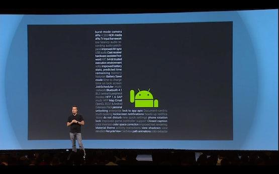 Android L: 64-bit-Support, Business-Features und ein neues Design