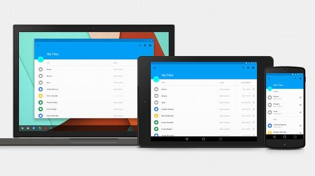Material Design: Google enthüllt neue Designsprache für Android, Chrome und das Web