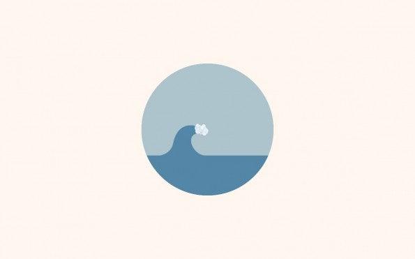"""Zum Download: <a href=""""http://simpledesktops.com/browse/desktops/2014/apr/15/subtle-ocean/"""">SimpleDesktops</a>."""