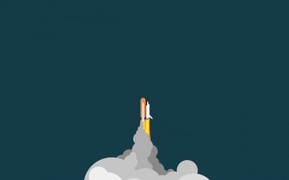 """Zum Download: <a href=""""http://simpledesktops.com/browse/desktops/2012/oct/14/space/"""">SimpleDesktops</a>."""