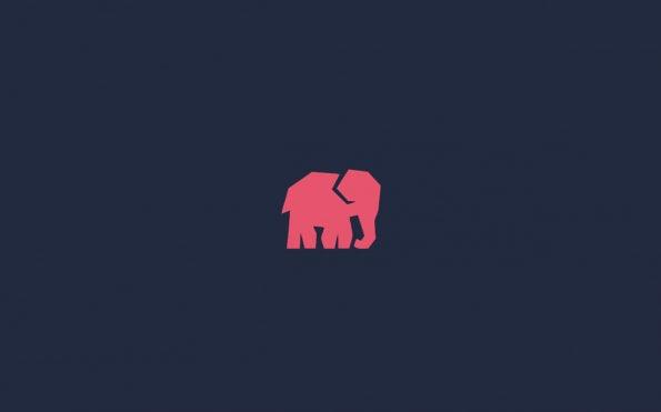 """Zum Download: <a href=""""http://simpledesktops.com/browse/desktops/2013/apr/02/o-elefanto/"""">SimpleDesktops</a>."""