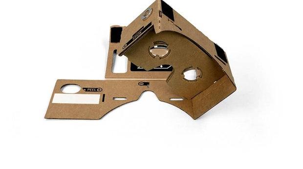 Intelligentes Design: Diese Smartphone-Verpackung wird zum VR-Cardboard
