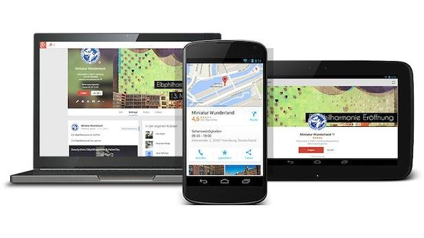 Google-Power für Unternehmen: Mit Google My Business den Webauftritt bequem verwalten