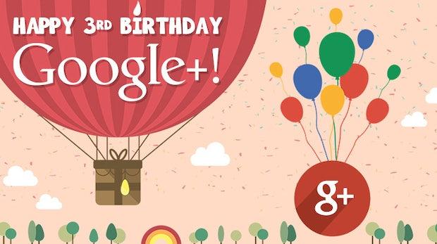 Drei Jahre Google+: Das Social Network im Überblick