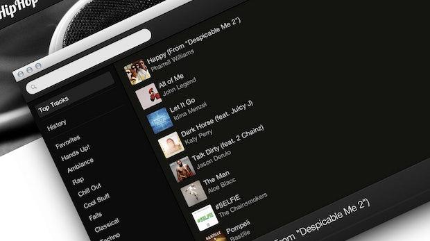 """45 Millionen Songs – kostenlos: HipHop will das """"Popcorn Time"""" für Musik sein"""