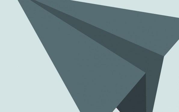 """Zum Download: <a href=""""http://simpledesktops.com/browse/desktops/2013/dec/19/paper-fly/"""">SimpleDesktops</a>."""