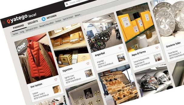 Yatego Local: Onlinemarktplatz startet bundesweite Local-Shopping-Plattform