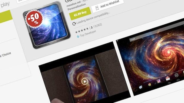 Schnäppchenjäger aufgepasst: Google bietet viele Android-Apps günstiger an