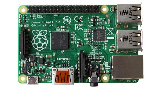 Raspberry Pi Model B+: Die neueste Revision der Wunderplatine im Schnellcheck