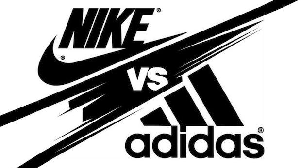 Krieg der Marken: Adidas und Nike kämpfen um die Social-Media-WM
