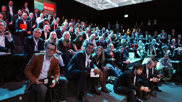 "Dmexco 2014: ""Entering new Dimensions – Gipfeltreffen der globalen Digital-Stars"""