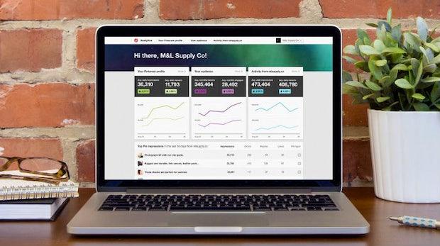 Welche Pins wirklich funktionieren: Pinterest veröffentlicht Analyse-Tool