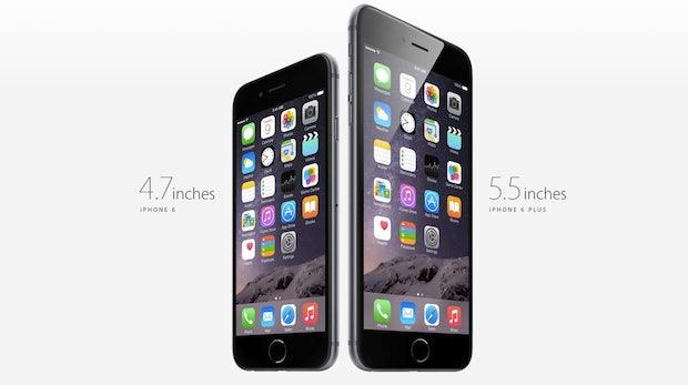 iPhone 6s mini: Apple soll 2015 das Kleinformat zurückbringen