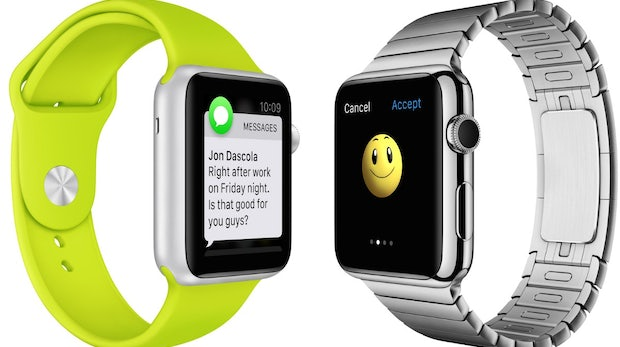 Apple Watch: Personalisierte Supermarkt-Werbung dank iBeacons