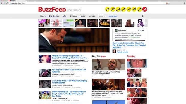 Das halten Medienmacher vom Clickbaiting à la BuzzFeed und Co. [dmexco 2014]