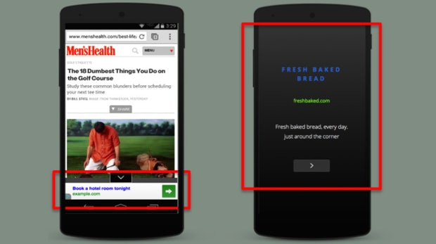 """Responsive, interaktiv, großformatig: Google stellt """"die nächste Generation der Display-Werbung"""" vor"""