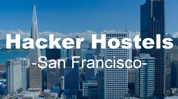 Von der Nerd-WG zur Luxus-Yacht: Hacker Hostels geben Valley-Neulingen ein Dach über dem Kopf