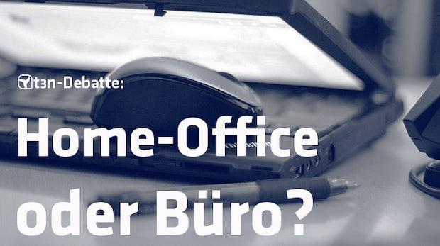 """""""Meetings und Rückfragen kann ich über verschiedene Tools regeln"""" – Über die Vorteile des Home-Office [Debatte]"""