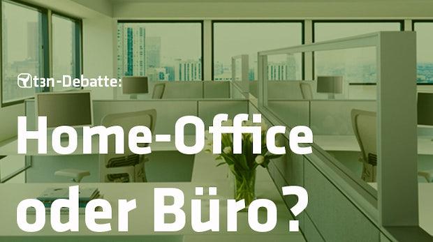 """""""Ich brauche den zwischenmenschlichen Kontakt"""" – Über die Nachteile des Home-Office [Debatte]"""