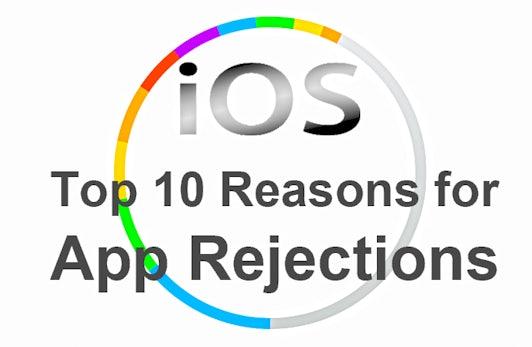 Apple veröffentlicht die Top-10-Gründe, warum iOS-Apps bisher abgewiesen wurden