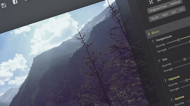 Großartige Bildbearbeitung im Browser: Polarr bietet unzählige Einstellungsmöglichkeiten