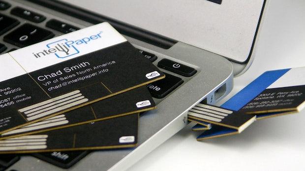 Endlich sehen, wer sich wirklich für euch interessiert: Smarte Visitenkarte bietet Analytics-Funktion