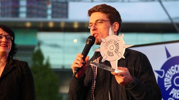 So geht ansteckendes Marketing: Die Preisträger beim Virenschleuderpreis 2014